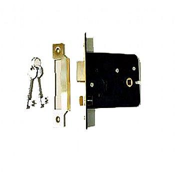 3 Lever horizontal Mortice Lock ML001