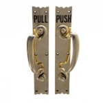 Victoria Brass Push / Pull Handles ACH03