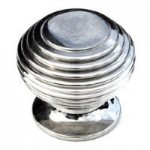Rits Polished Cupboard Knob CK08S