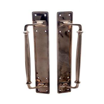 Edwardian bronze / Copper Door Pull Handles ACH302