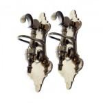 Antique Andalucian Brass Doorknockers ADB156