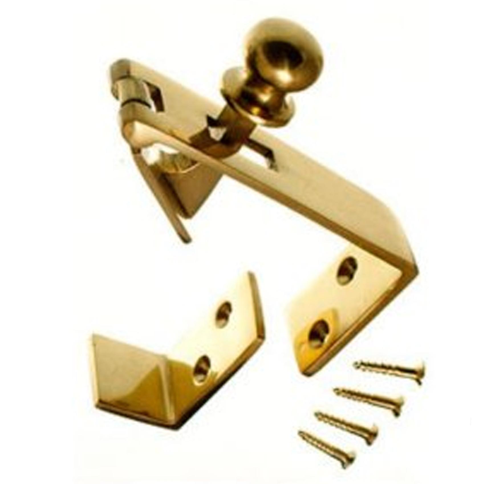 Brass Bar Flap