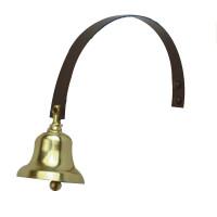 Brass shop door entry bell