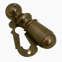 Camelot Applied Bronze Escutcheon
