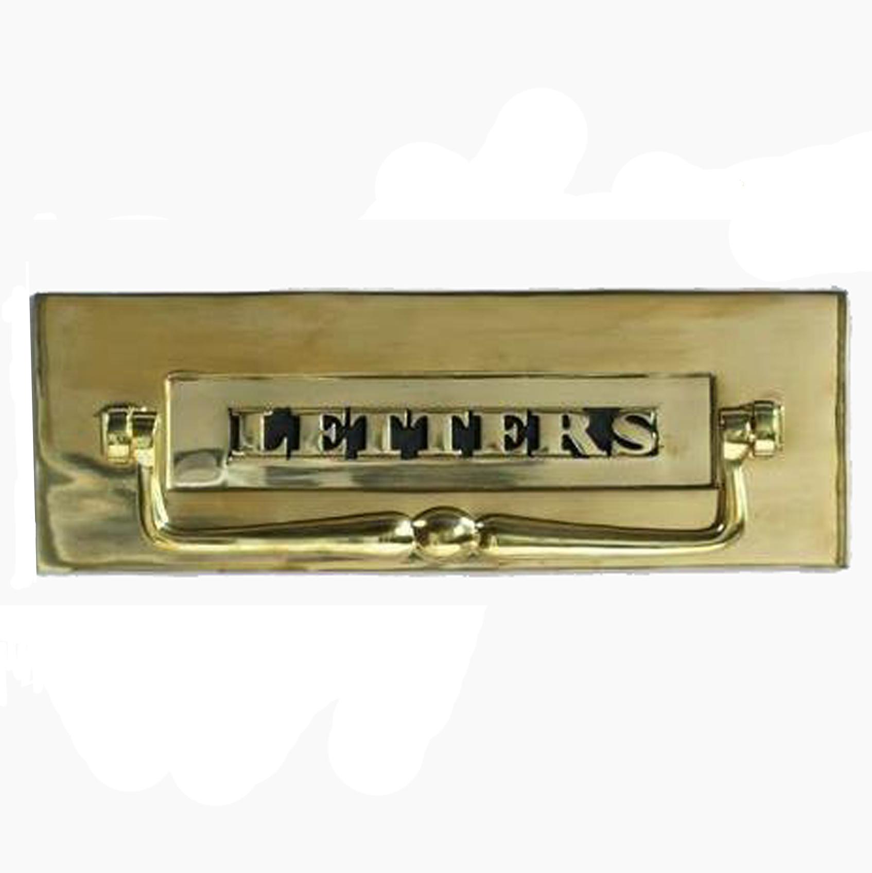 Carlisle Brass Letterbox & Knocker