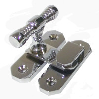 Chrome Teebar Cupboard Catch