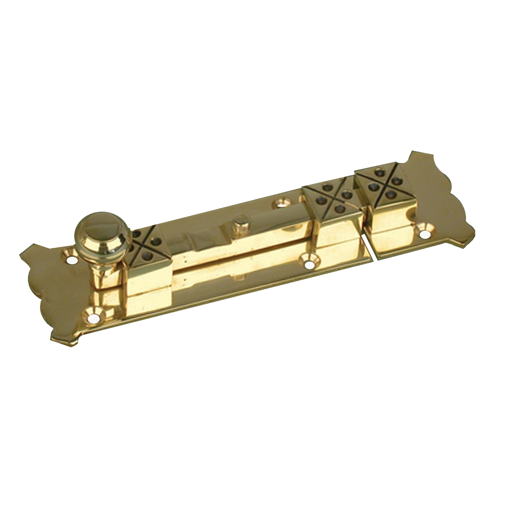 Arts & Crafts Brass Bolt – Small