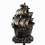 Victorian Brass Galleon Door Knocker