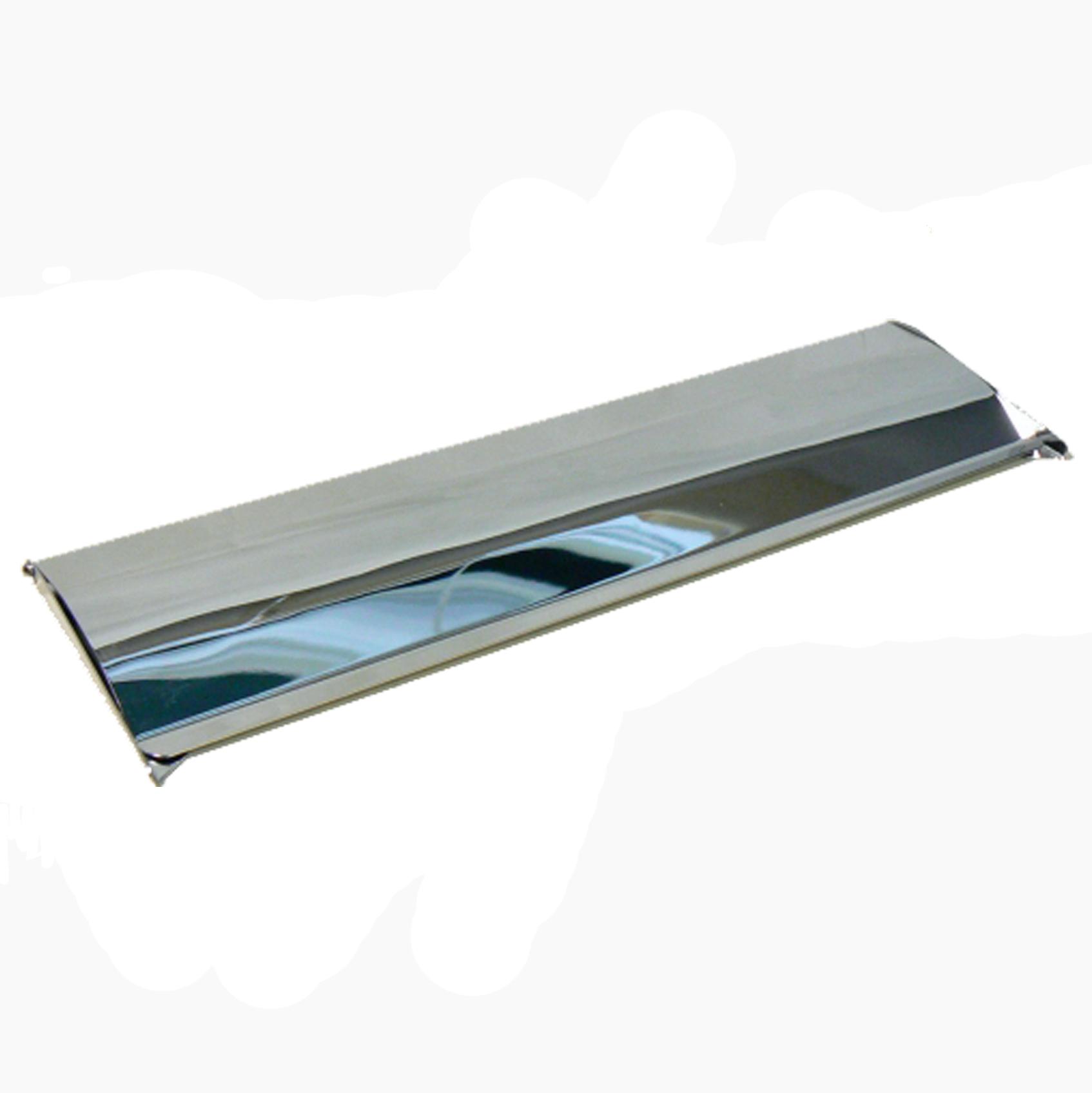 Chrome Letterbox Flap
