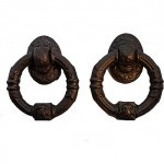 Cast Iron Ring Pull Handles ADH001A