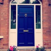Mr & Mrs Frenchs Front door.