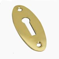 Brighton Brass Oval Keyhole copy