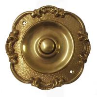 Lorena Decorative Brass Doorbell