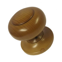 Pine Wooden Knobs