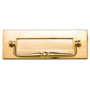 Sambridge Brass Letterbox