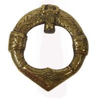Viking Brass Door Knocker