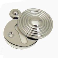 Winston Chrome Circular Keyhole