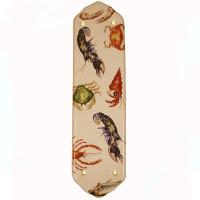 Sea Creatures Finger Plate